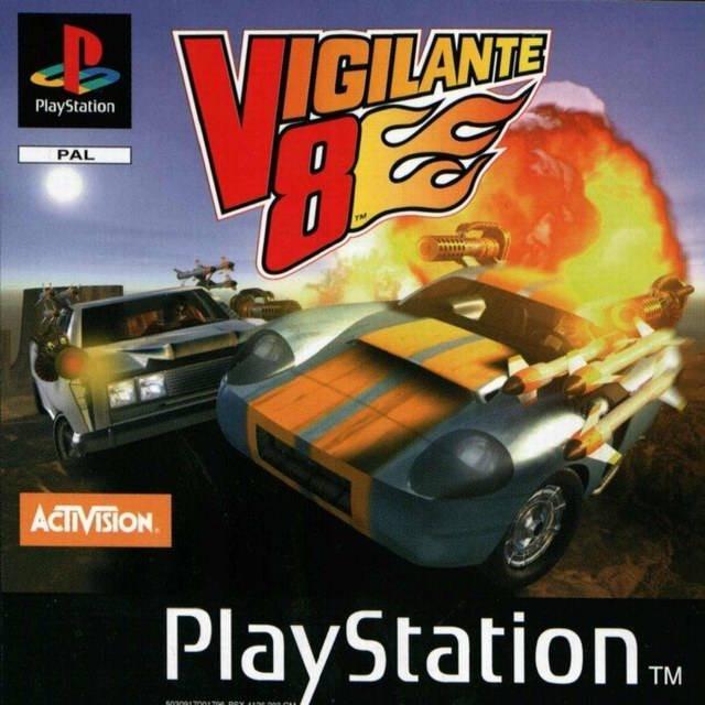 Vigilante 8 kopen