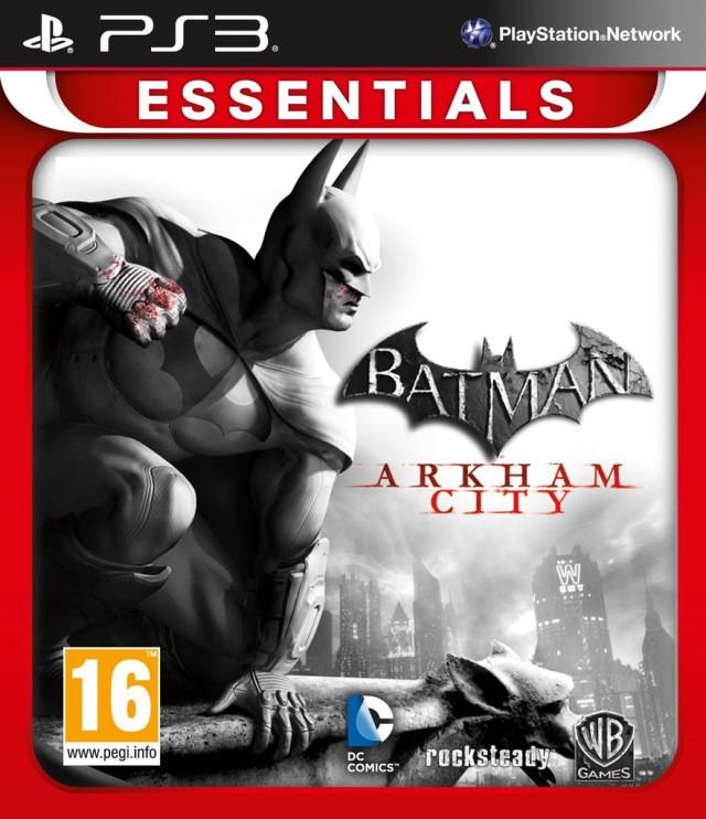Batman Arkham City (essentials) kopen