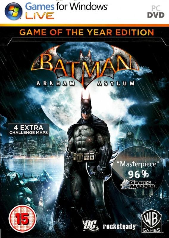 Batman Arkham Asylum (GOTY Edition) kopen