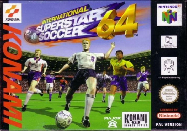 Goedkoopste International Superstar Soccer 64
