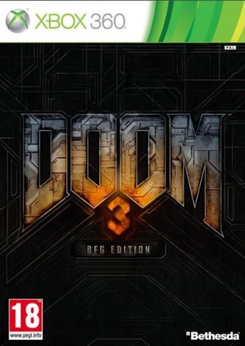 Image of Doom 3 (BFG Edition)