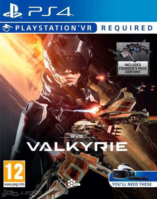Goedkoopste EVE Valkyrie (PSVR required)