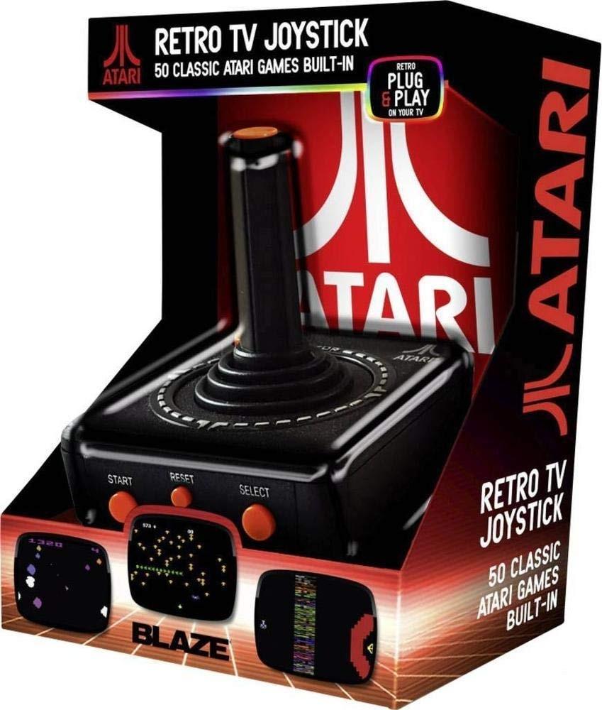 Afbeelding van BLAZE Atari TV Plug and Play Joystick (50 Built In Games)