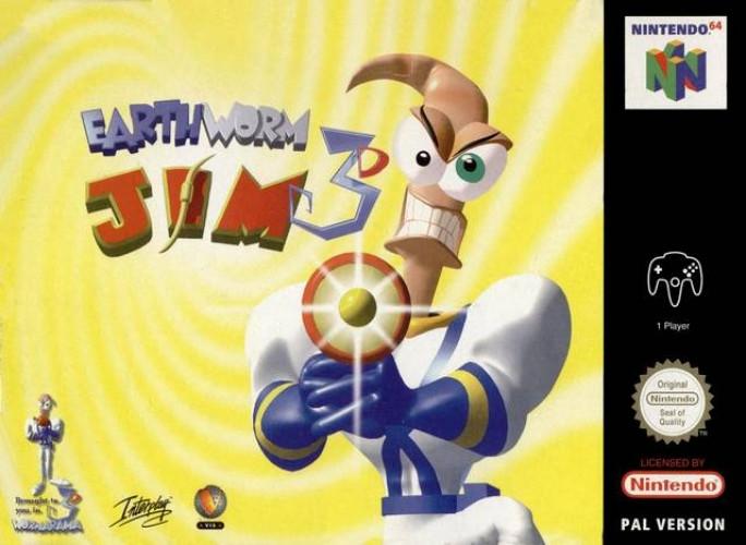 Goedkoopste Earthworm Jim 3D