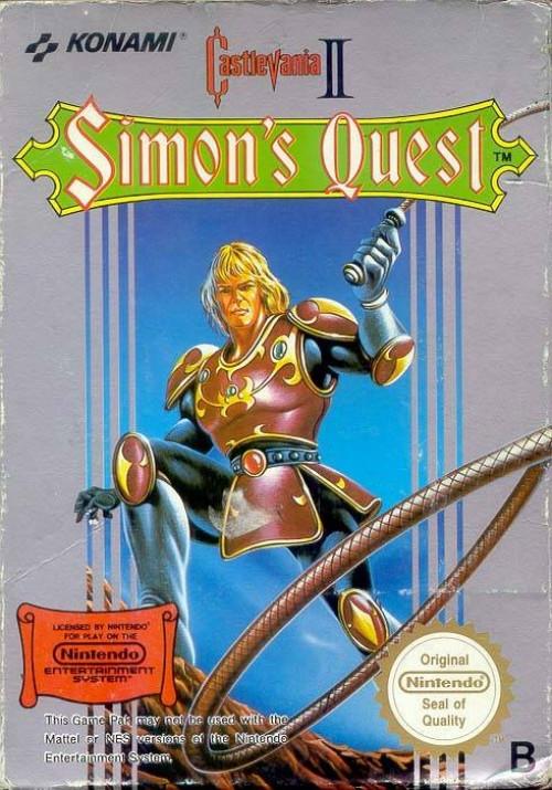 Goedkoopste Castlevania 2 Simon's Quest