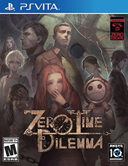 Image of Zero Time Dilemma