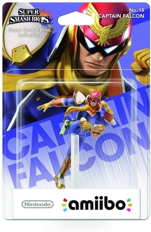 Nintendo Amiibo, Captain Falcon (1068166)