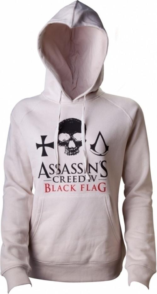 Assassin's Creed 4 Black Flag Hoodie Beige Women