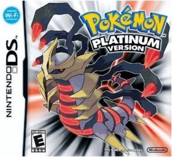 Pokemon Platinum