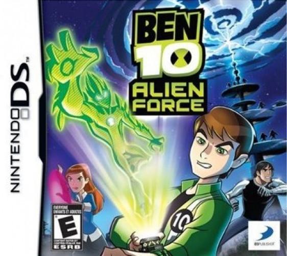 Image of Ben 10 Alien Force