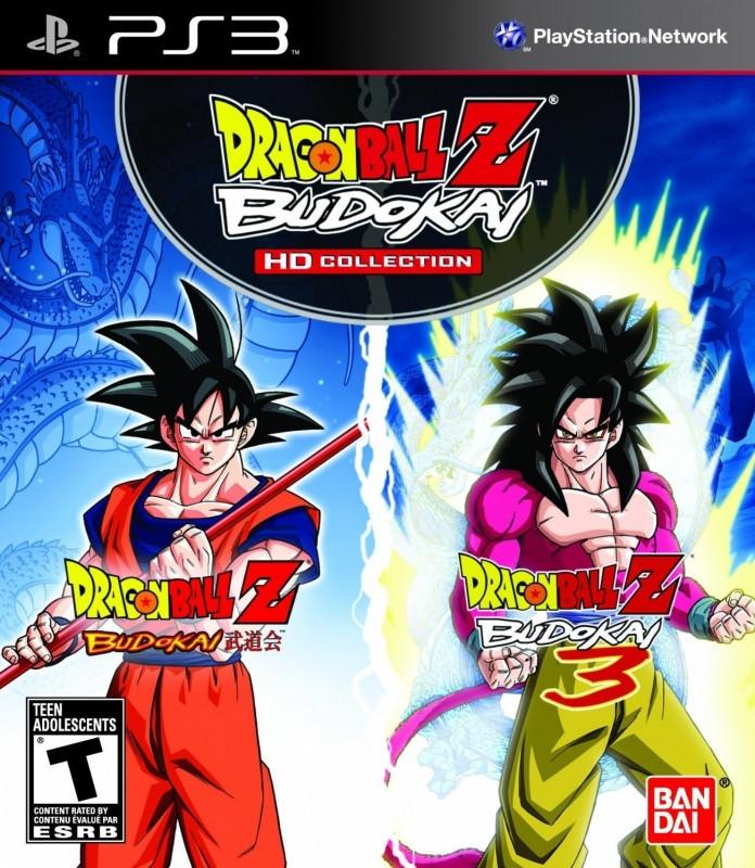 Image of Dragon Ball Z Budokai HD Collection