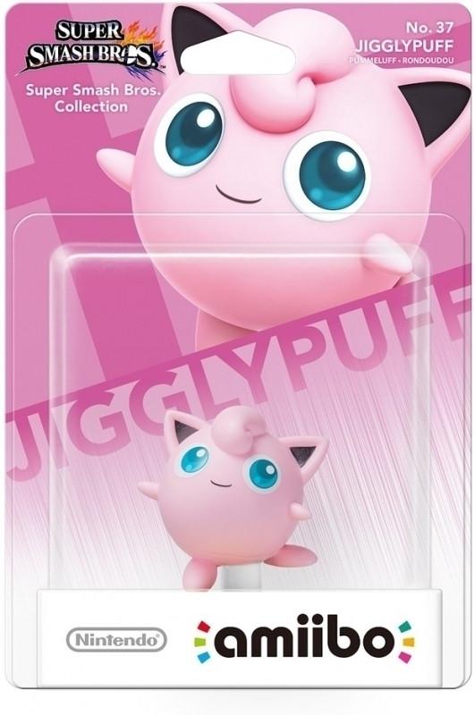 Nintendo amiibo Jugglypuff