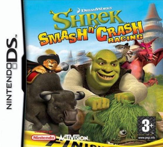 Shrek Smash 'N' Crash