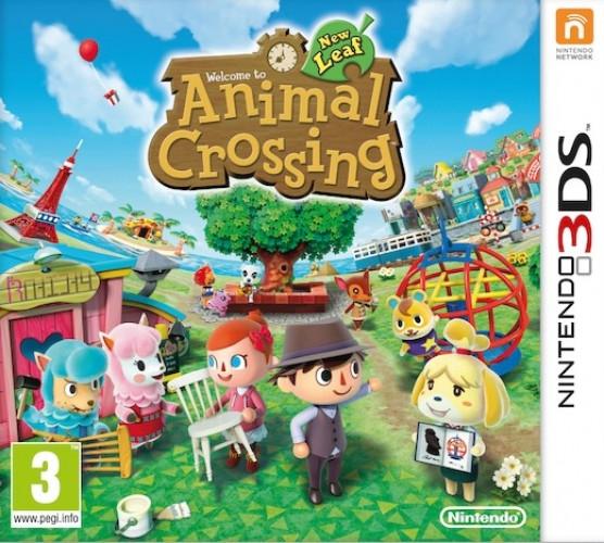 Goedkoopste Animal Crossing New Leaf