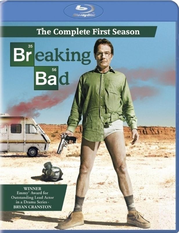 Image of Breaking Bad - Seizoen 1