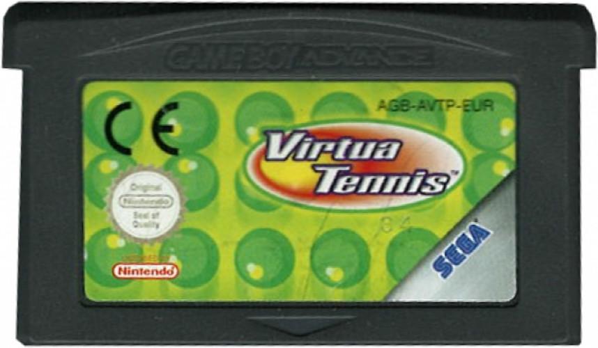 Virtua Tennis (losse cassette)