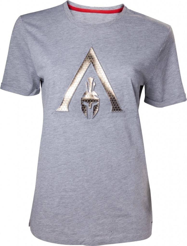 Assassin's Creed Odyssey - Embossed Odyssey Logo Women's T-shirt kopen