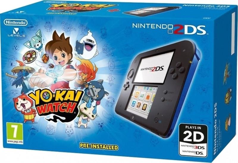Nintendo 2DS + Yo-Kai Watch