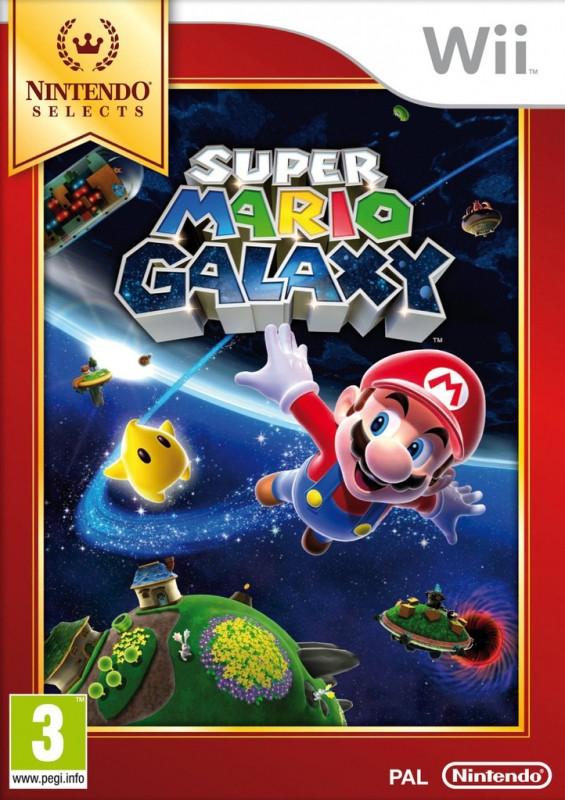 Goedkoopste Super Mario Galaxy (Nintendo Selects)