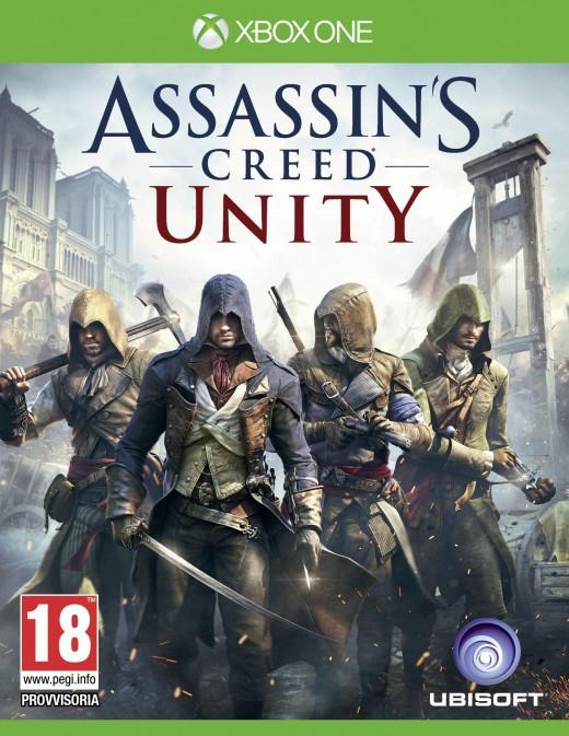 Assassin's Creed Unity voor €0,59