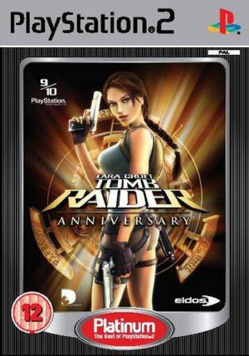 Tomb Raider Anniversary (platinum)