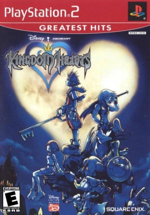Goedkoopste Kingdom Hearts (greatest hits)
