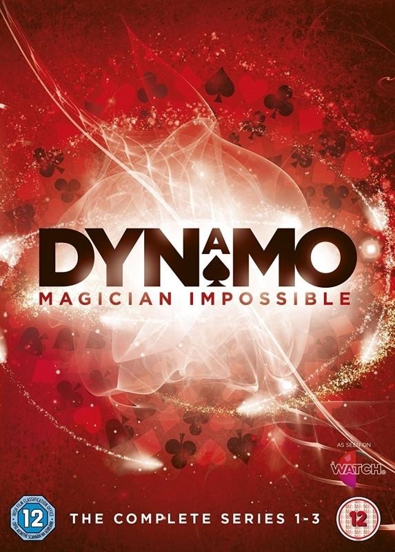Dynamo Magician Impossible Series 1-3