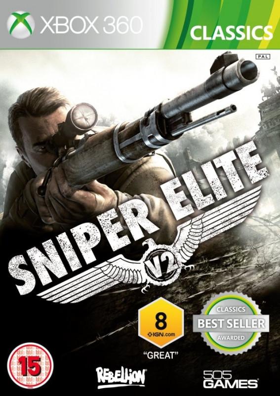 Image of 505 Games Sniper Elite 2 (Classics) Xbox 360