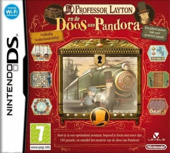 Professor Layton en de Doos van Pandora (Nederlandstalig) kopen