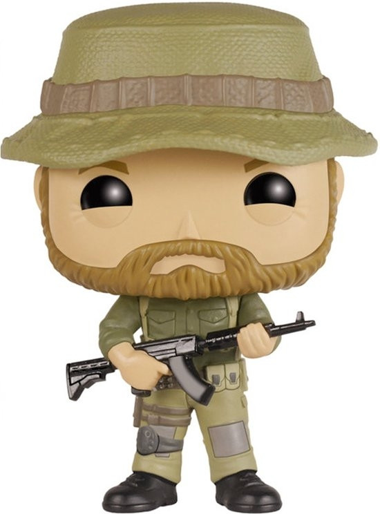 Call of Duty Pop Vinyl Figure: Capt. John Price