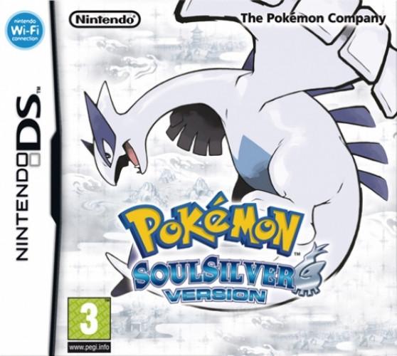 Pokemon SoulSilver Version (excl. Pokewalker)