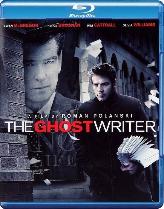 The Ghost Writer (Blu-Ray)