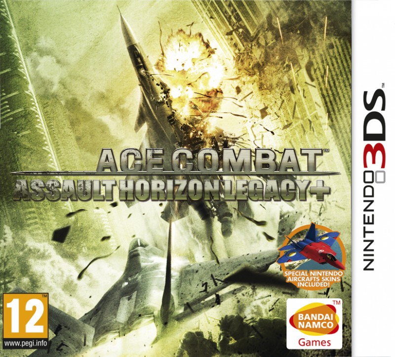 Goedkoopste Ace Combat Assault Horizon Legacy +