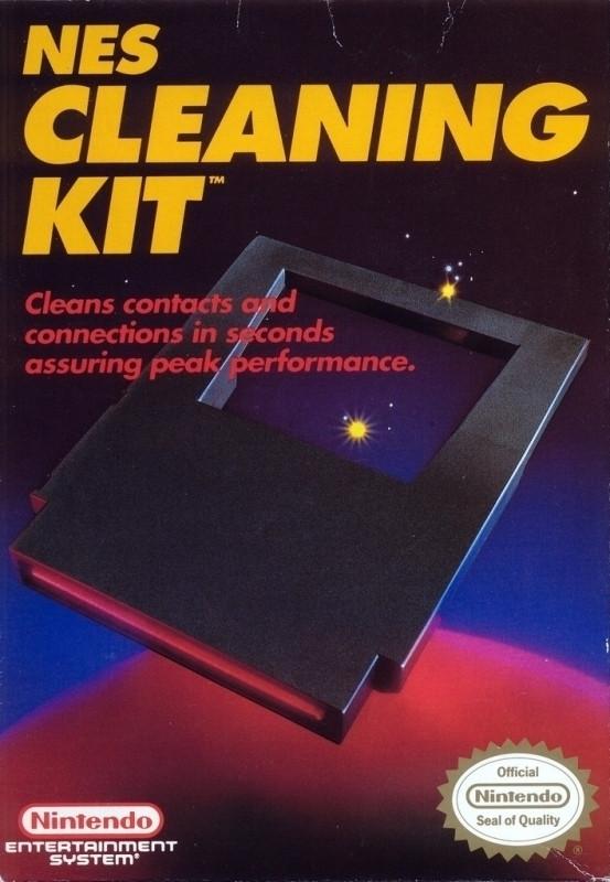 Goedkoopste Nes Cleaning Kit