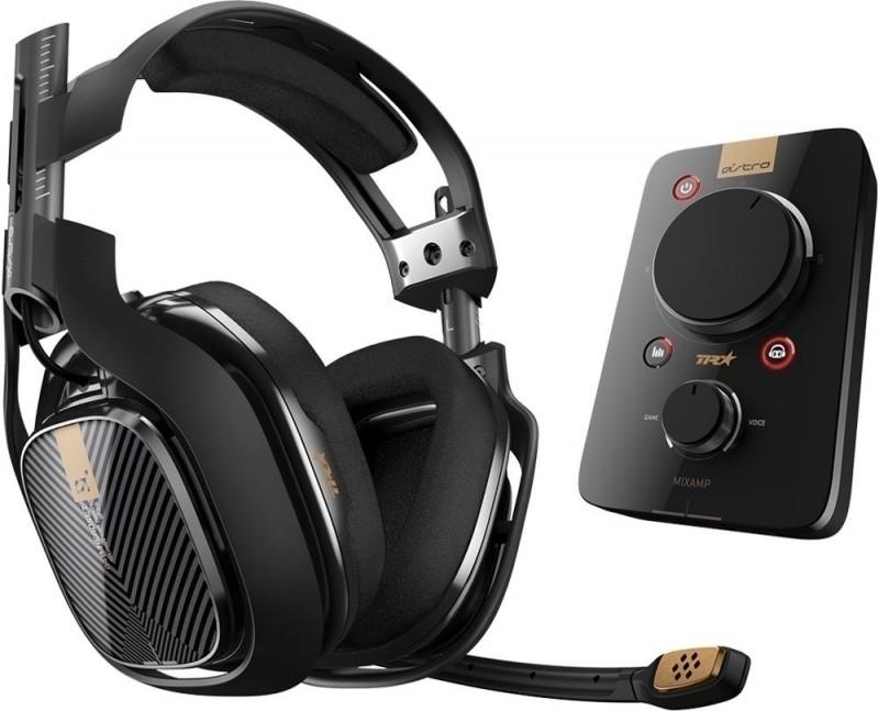Afbeelding van Astro A40 Headset TR + Mixamp Pro (Black)