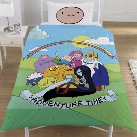 Image of Adventure Time Dekbedovertrek (Reversible) 135x200cm