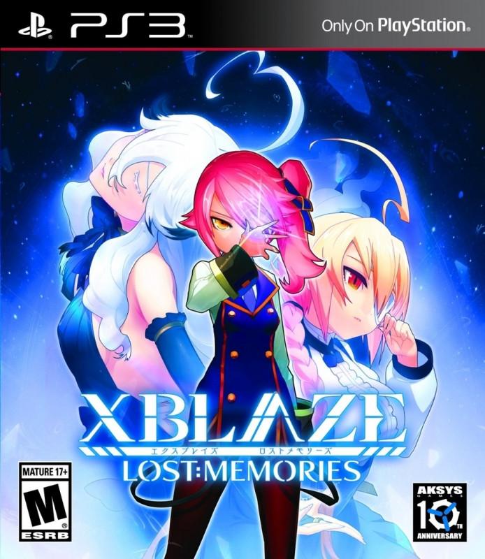 Image of Xblaze Lost Memories