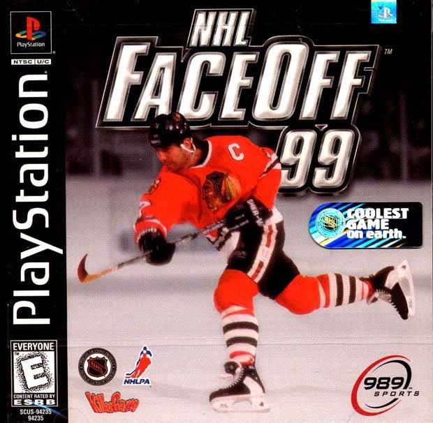 Goedkoopste NHL Face Off '99