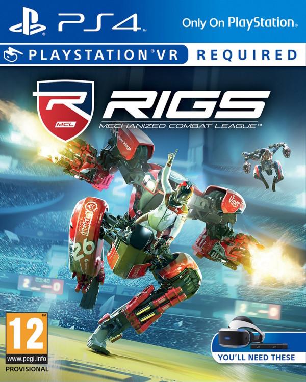 Goedkoopste RIGS Mechanized Combat League (PSVR Required)