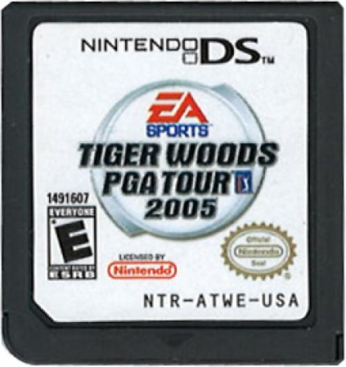 Tiger Woods PGA Tour (losse cassette)
