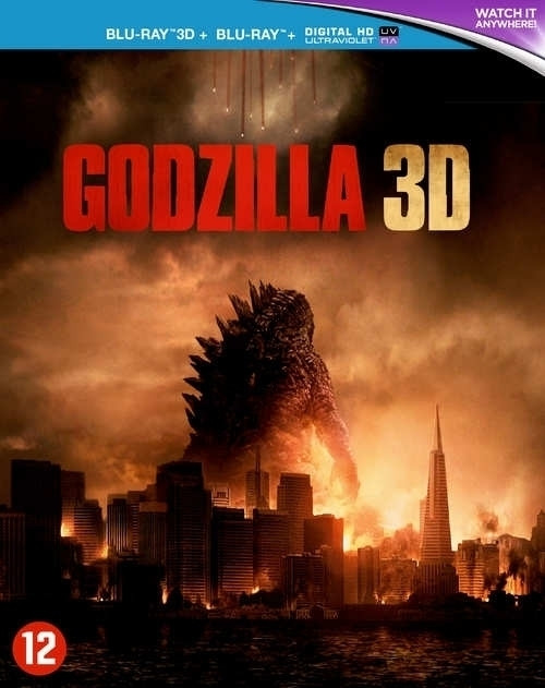 Godzilla (3D) (3D & 2D Blu-ray)