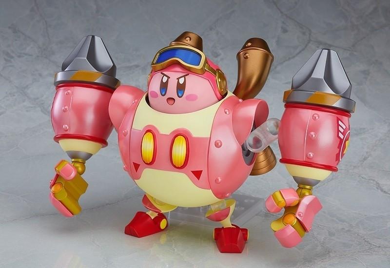 Kirby Planet Robobot Nendoroid - Kirby + Robobot Armor