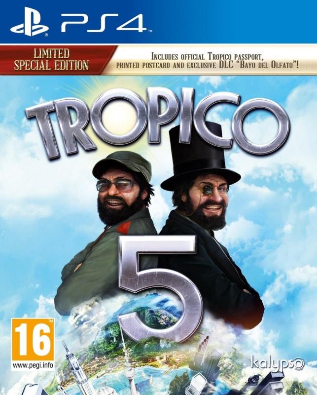 Tropico 5 (Day One Bonus Edition)