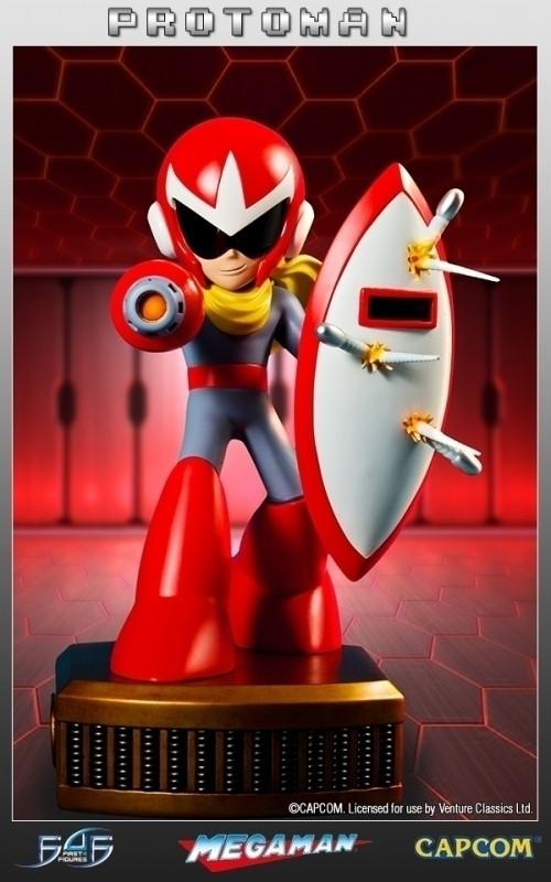 Megaman: Protoman Regular Edition Statue