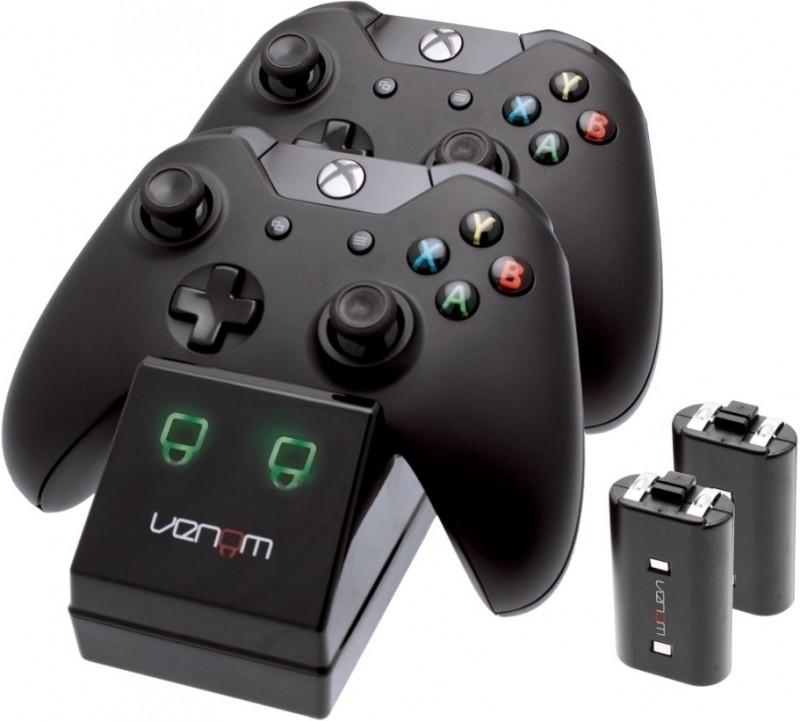 Xbox One dubbel oplaadstation