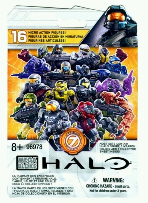 Halo Micro Action Figure