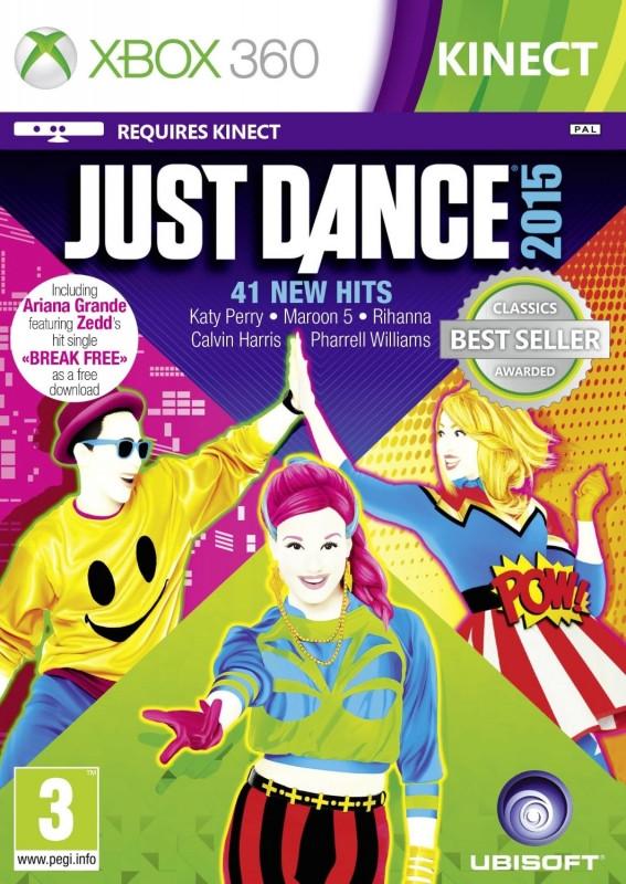 Just Dance 2015 (classics)
