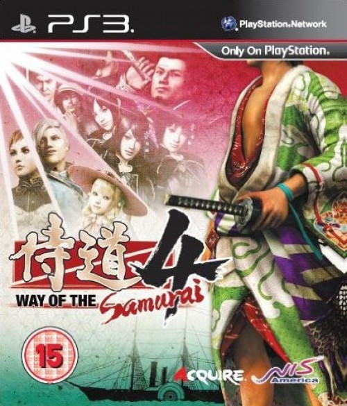 Goedkoopste Way of the Samurai 4