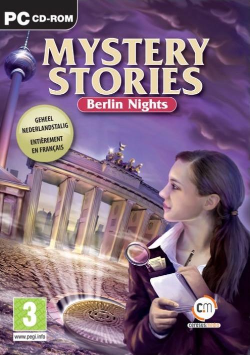 Mystery Stories Berlin Nights