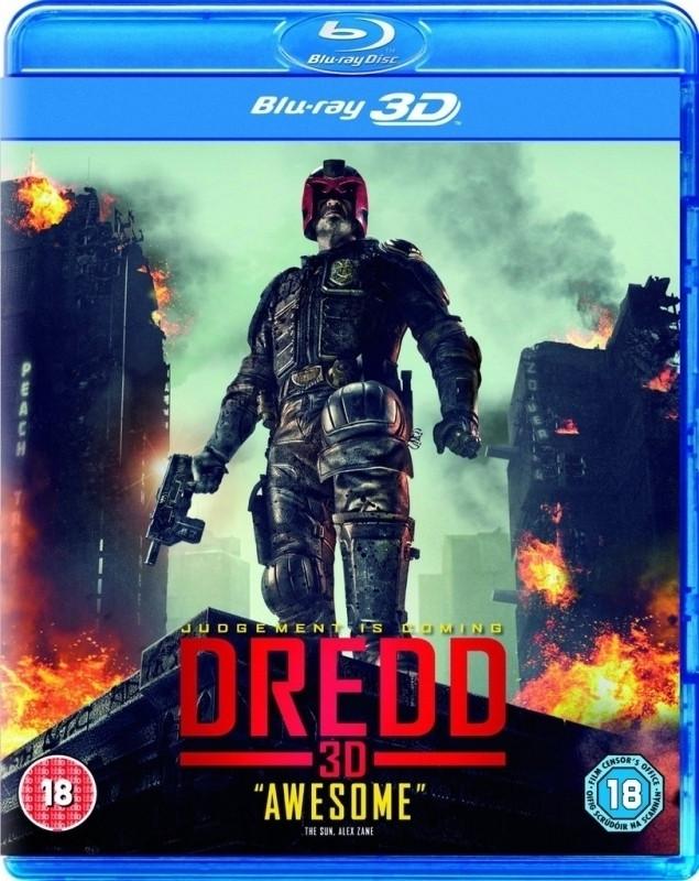 Dredd 3D (3D & 2D Blu-ray)